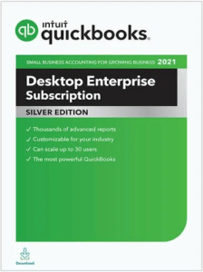 QuickBooks Enterprise Silver