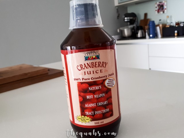 21st Century Cranberry Juice
