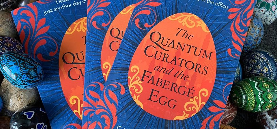 Quantum Curators and the Faberge Egg - banner