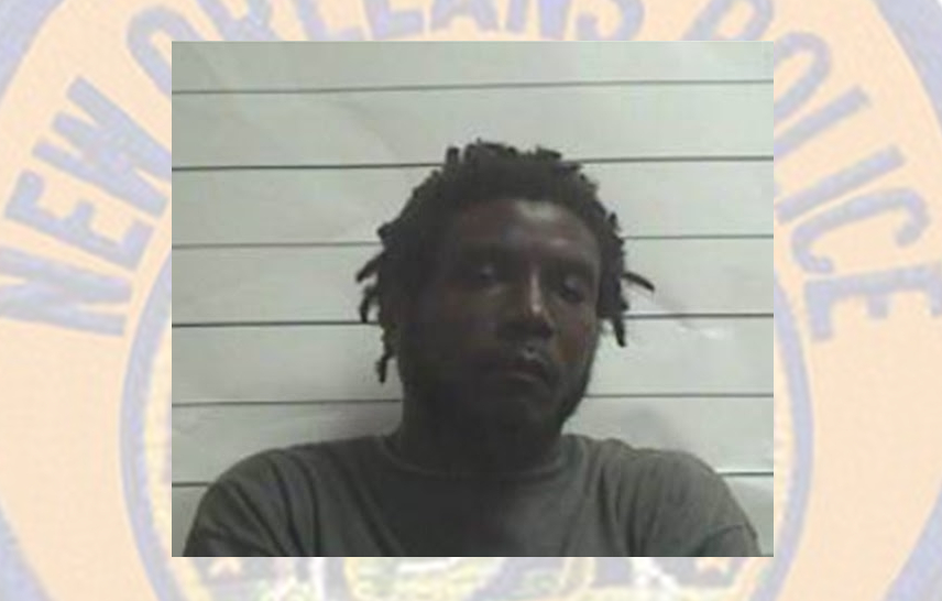 Man arrested in connection to North Rampart Street auto burglary