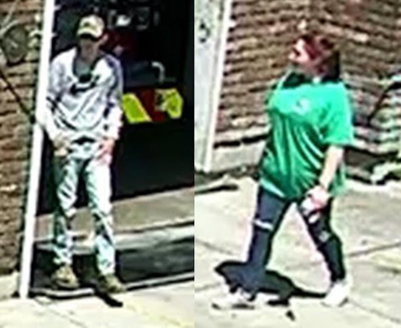 NOPD searches for suspects wanted in connection to Esplanade Ave. fire station theft