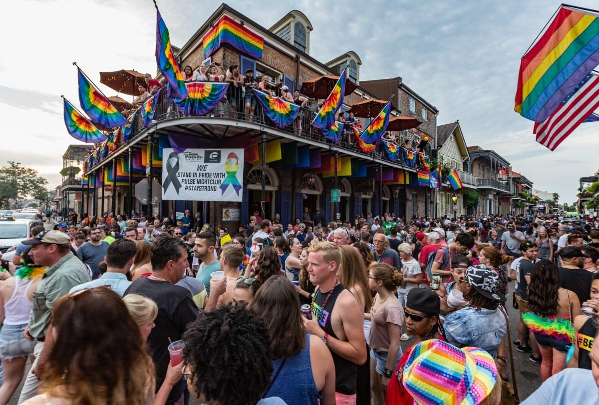 Bourbon Pub Parade files class-action lawsuit after insurance company denies coronavirus-related claim