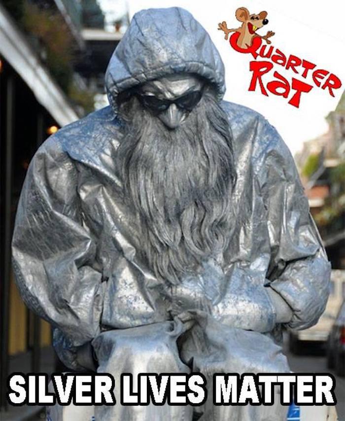 Silver lives matter