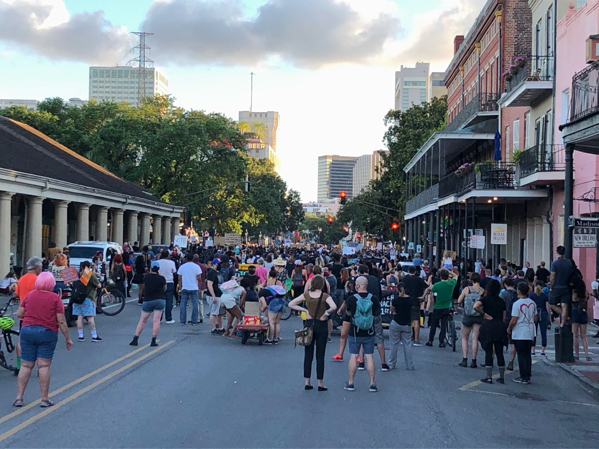 UPDATED March to protest music restrictions, bar shutdowns planned for Saturday in the French Quarter