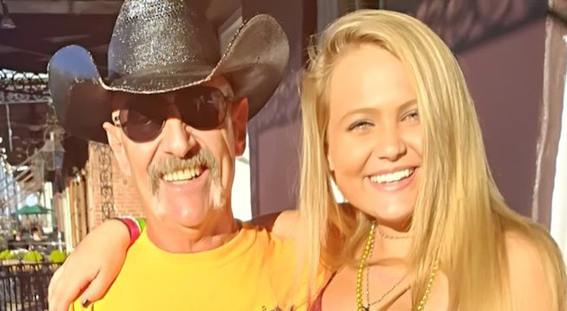 Bourbon Street's cowboy Joelee dances in Franklin; police chief takes matter into his own hands