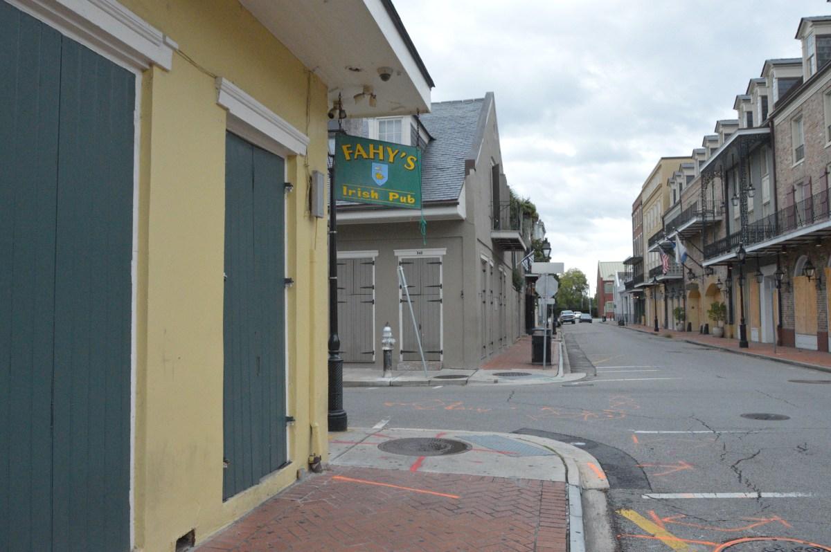 Fahy's Irish Pub closed Dec. 5 for maintenance; reopens Dec. 6