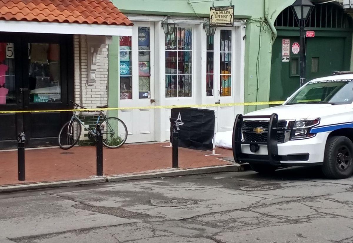 New Orleans Coroner identifies 36-year-old man found deceased on Decatur Street