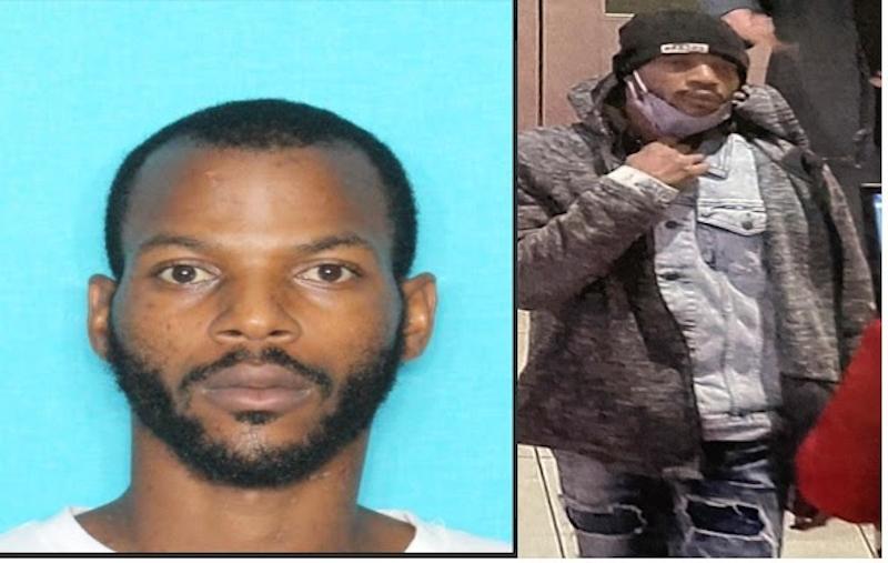 New Orleans Police seek man accused of using gun in Canal Street armed robbery