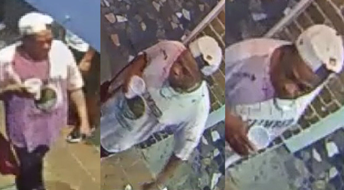 Person wanted for questioning in Bourbon Street simple robbery investigation