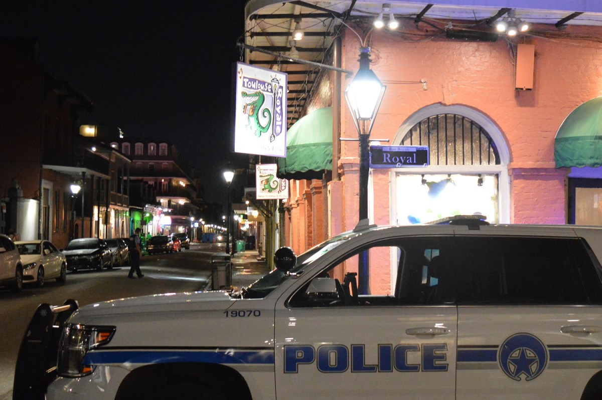 UPDATE: Female injured in shooting near Toulouse and Bourbon streets
