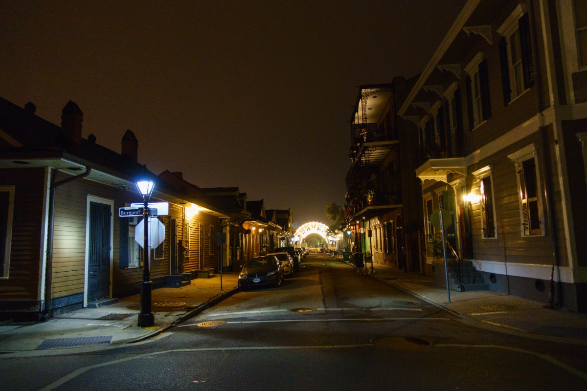 French Quarter residents, business owners encouraged to keep lights on at night to deter crime