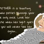 mothers are queens motherhood quote