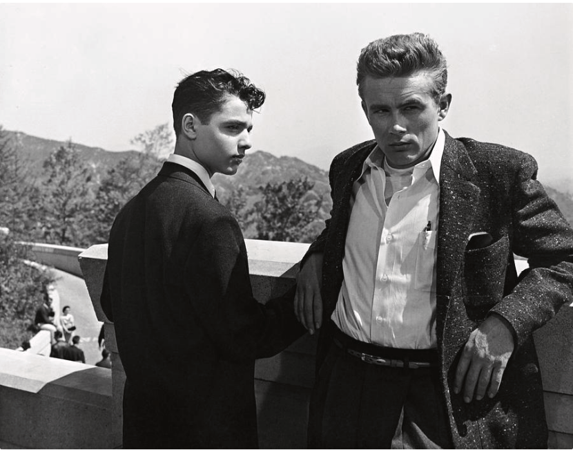 Rebel Without A Cause Featured in The Celluloid Closet