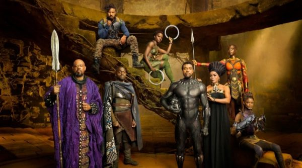 Podcast #82: Black Twitter Tearing Down Black People & Think Pieces Galore on Black Panther