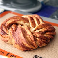 Cinnamon Braid Bread