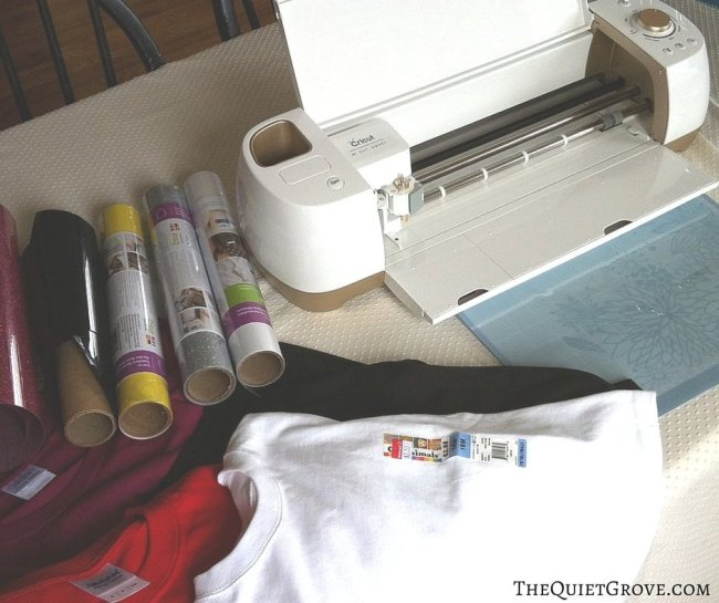 b35245ffa DIY Trendy T-shirts for the Whole Family with Cricut! ⋆ The Quiet Grove