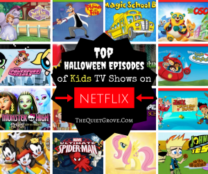 Top Halloween Episodes of Kids TV Shows on Netflix