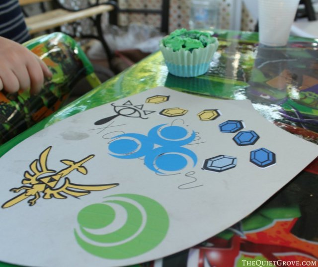 How To Throw An Epic Zelda Birthday Party! (+ Free SVG
