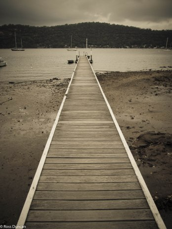 Private jetty