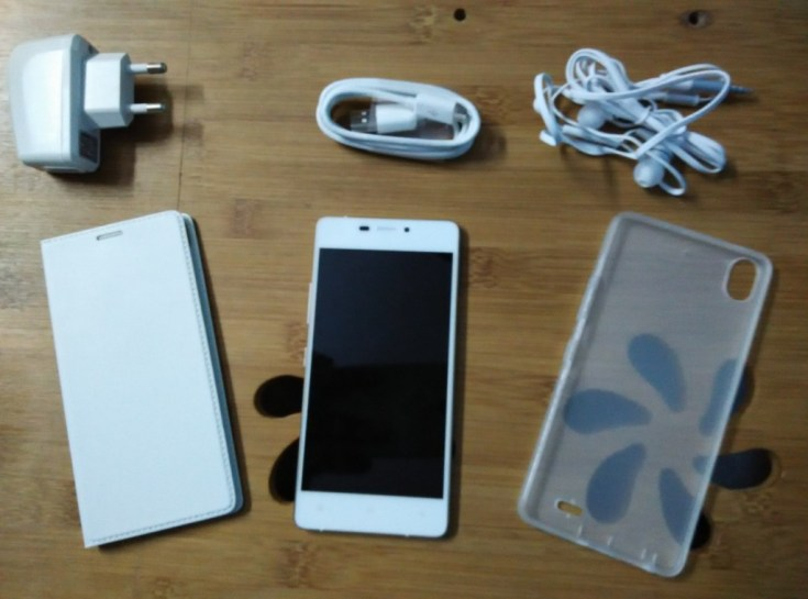 Gionee full set