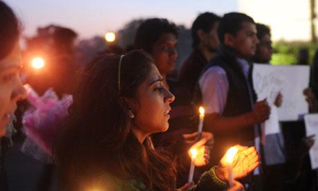 Photograph: Sajjad Hussain/AFP/Getty Images