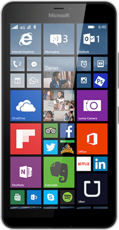 Lumia-640-xl-front-4g-white-png