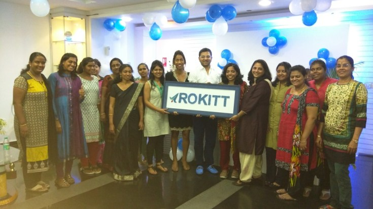 Rokitt Women Entrepreneurs International Launched