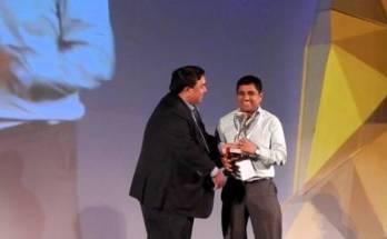 Knowlarity gets award