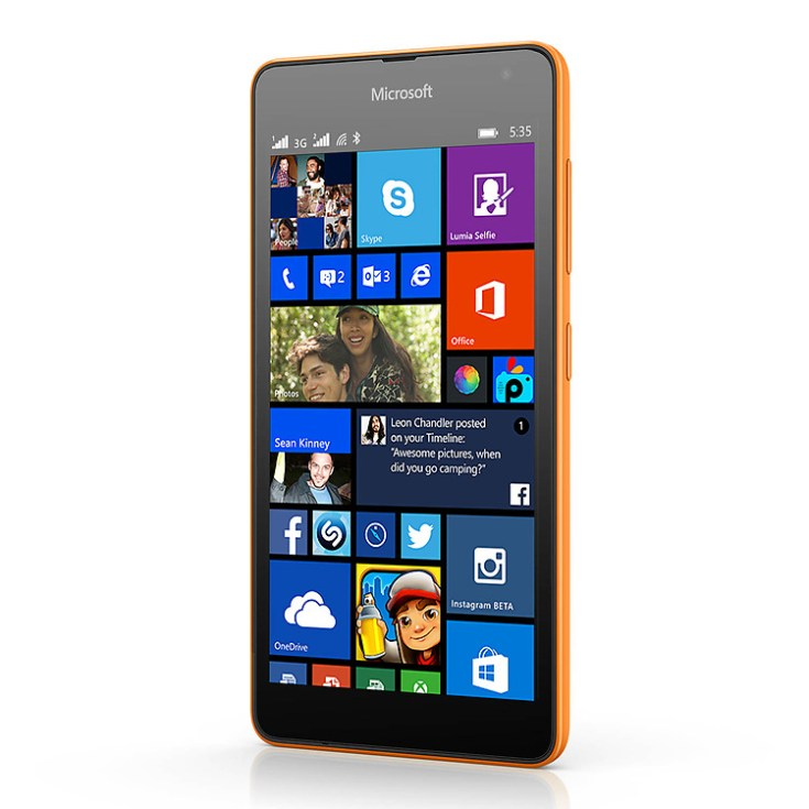 Lumia 535 Dual SIM Windows