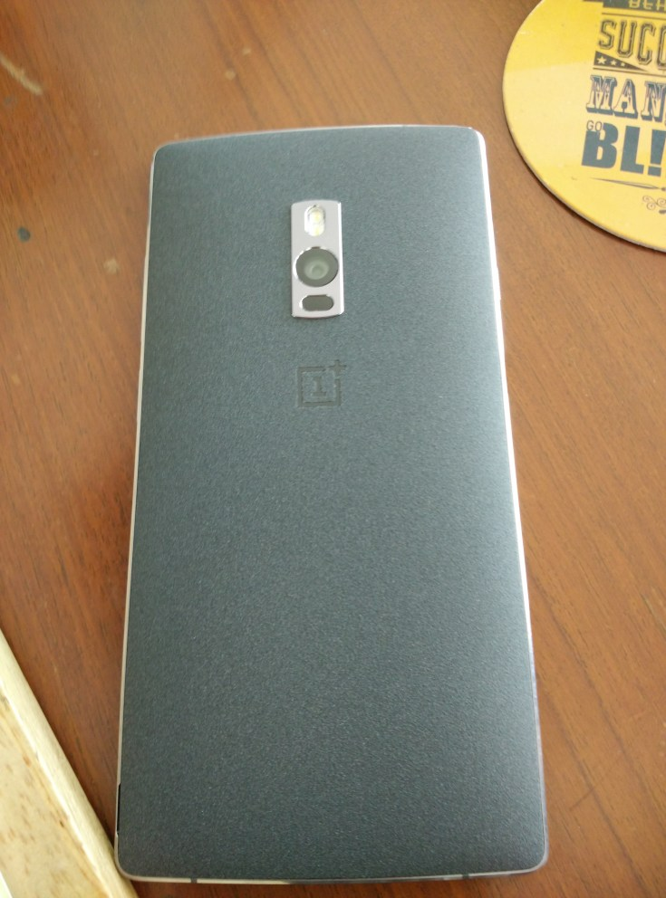 OnePlus 2 Back