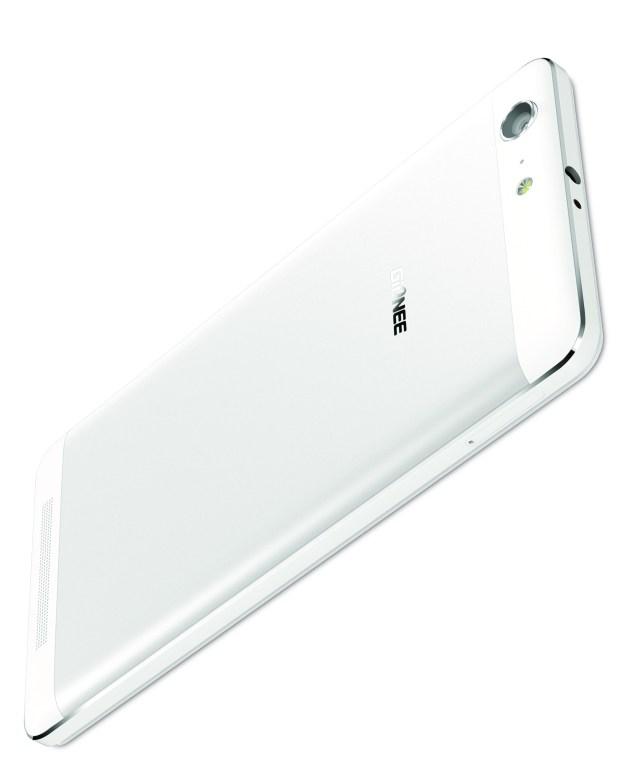 Marathon M5- Silver phone