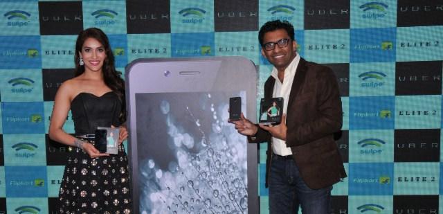 Rashmi Nigam, Actress and Shripal Gandhi, Founder CEO Swipe Technologies