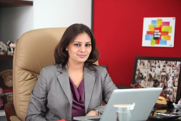 Ambika Sharma, CEO of Instappy