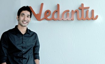 Vamsi Krishna, CEO & Co-Founder Vedantu
