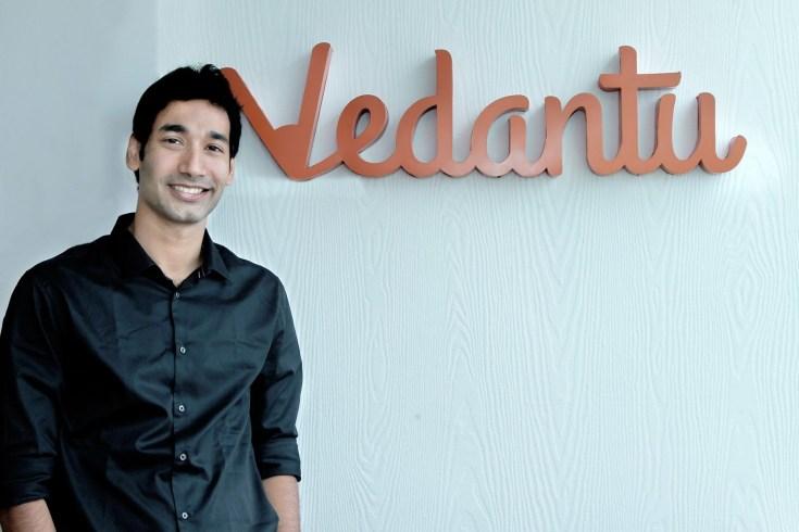 Vamsi Krishna, CEO & Co-Founder Vedantu