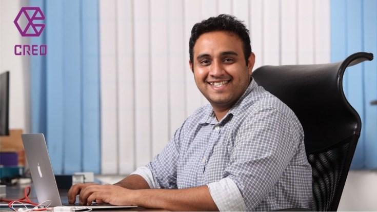 Sai Srinivas, CEO, CREO