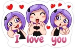 Viber Sticker3