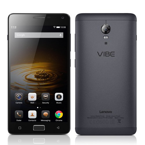 Lenovo Vibe P1 Turbo Black