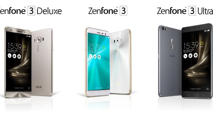 ZenFone 3 Family