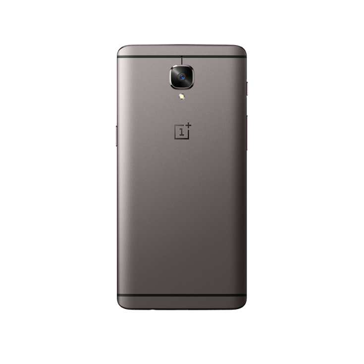 OnePlus 3T Rear View