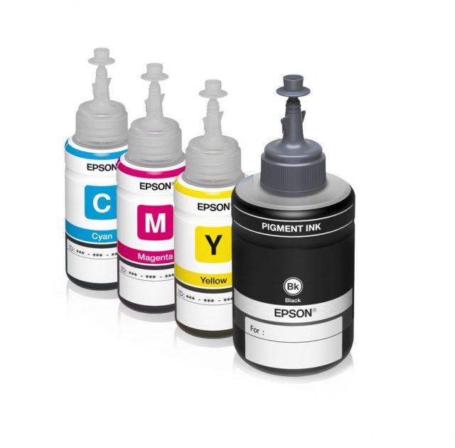 L655 CMYK INK BOTTLES