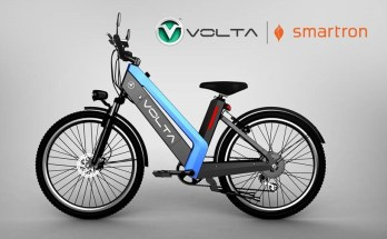Smartron announces its investment and partnership in Volta Motors