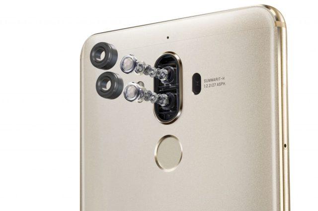 Mate 9 Dual Camera