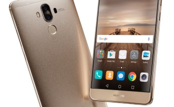 Mate 9 Front and Back