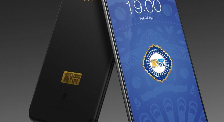 The Matte black V5Plus limited edition phone