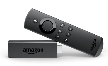 Fire TV Stick with Voice Remote Horizontal