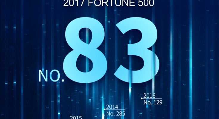 Fortune 500 poster