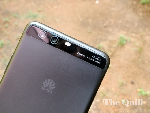 Huawei P10 Plus Rear View