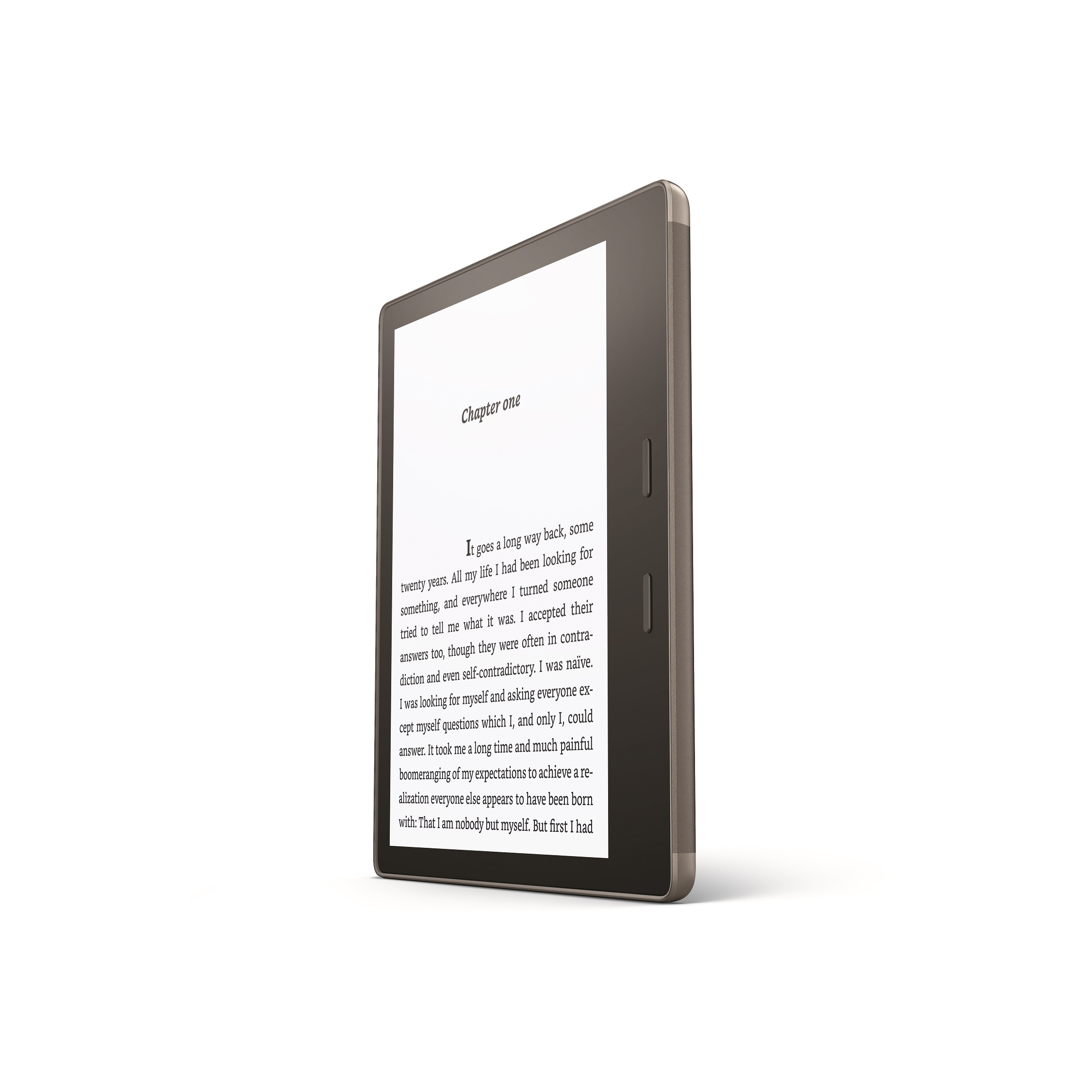 all new kindle oasis featuring a 7 inch 300 ppi display