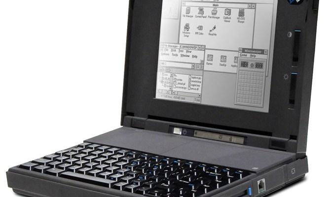IBM Thinkpad 700c